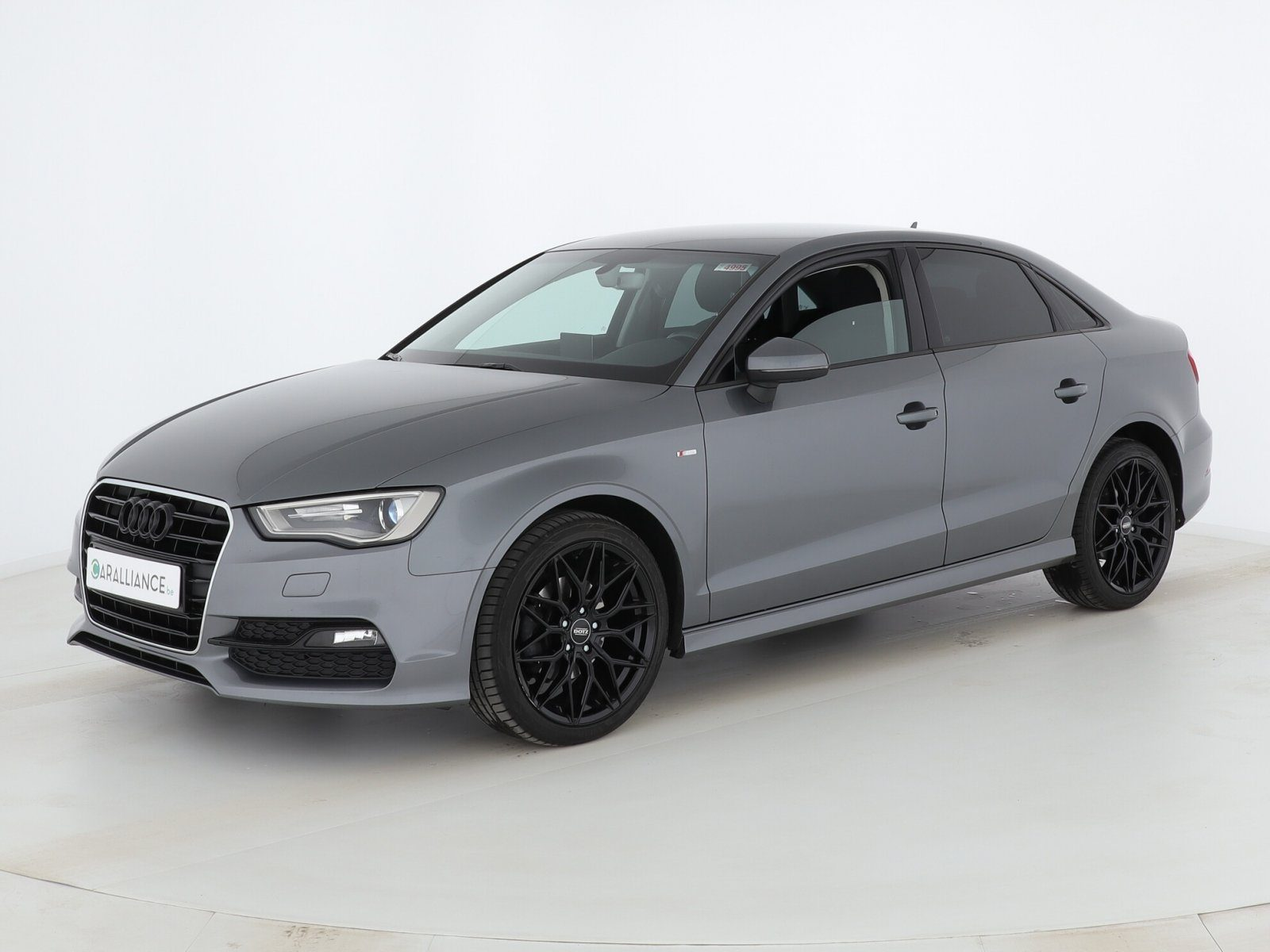 Audi – A3 Berline – Attraction