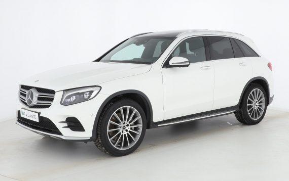 Mercedes-Benz – GLC-Klasse AMG Line