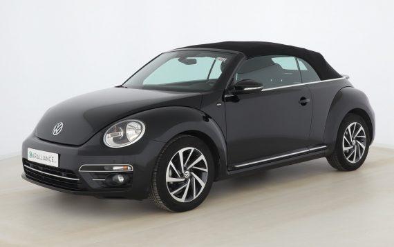 Volkswagen – Beetle Cabrio – Design