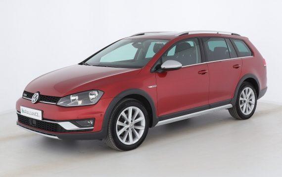 Volkswagen – Golf Alltrack