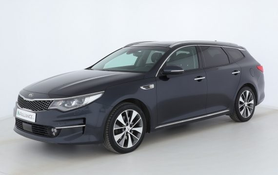 KIA – Optima SW – First Edition