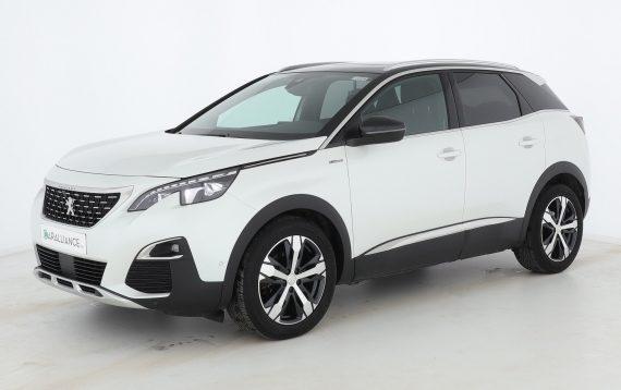Peugeot – 3008 – GT-Line
