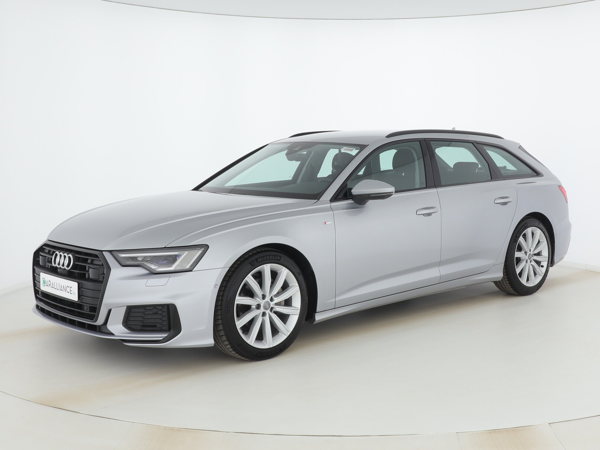Audi – A6 Avant – S-line Ext.