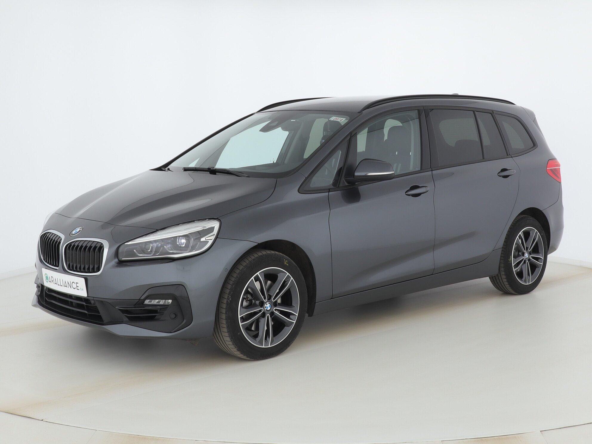 BMW – 218 Gran Tourer – Sportline