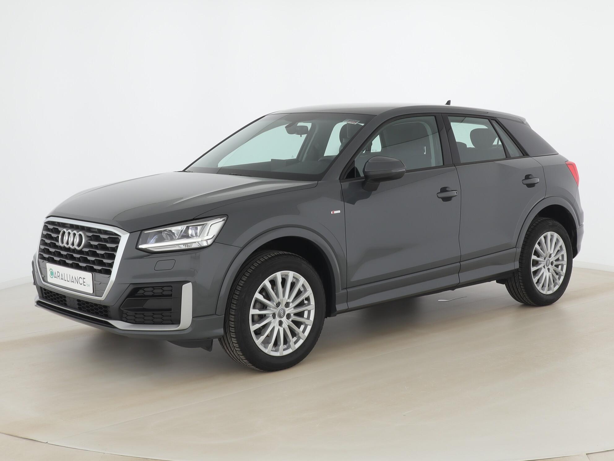 Audi – Q2 – S line Exterior